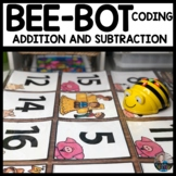 Bee Bot Coding Activity Mat Math ADDITION AND SUBTRACTION