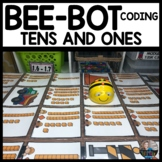 Bee Bot Coding Activity Mat Math Tens and Ones