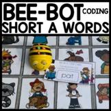 Bee-Bot Activity Mat SHORT A PRACTICE