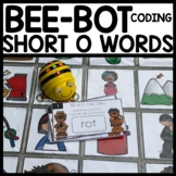 Bee-Bot Activity Mat SHORT O PRACTICE