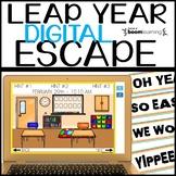 LEAP YEAR 2020 MATH Digital Escape Room