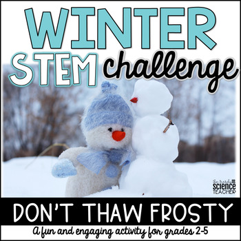 WINTER STEM CHALLENGE ACTIVITY