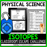 ISOTOPES: Classroom Escape Review Activity