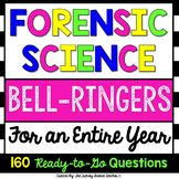 FORENSICS BELLRINGERS- An Entire Year of START Questions