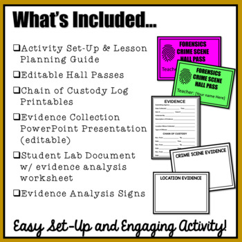 Forensics Lab Activity: Chain of Custody and Evidence Collection