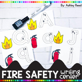 FIRE SAFETY Letter Formation Center