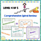 Geometry Measurement Spiral Review Level 4