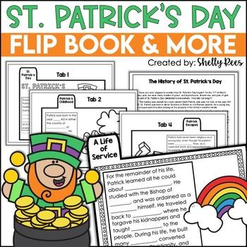 St. Patrick's Day Activities Flip Book