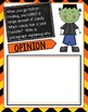 Halloween Writing Prompts - Interactive Digital Google Version