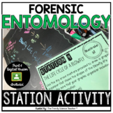 Forensic Entomology Station Activity (Differentiated)