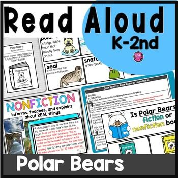 Polar Bears Informational Text Arctic Animals Read Aloud