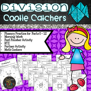 Division Cootie Catchers