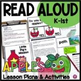 Back to School Read Aloud and Activities