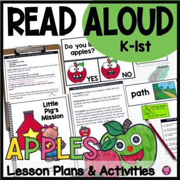 Read Aloud Book Activities about Diversity and Character Education