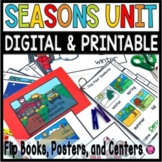 Four Seasons Science Activities for PreK Kindergarten and First Grade