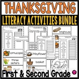 Thanksgiving Activities for First and Second Grade