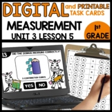 Measurement | DIGITAL TASK CARDS | PRINTABLE CARDS
