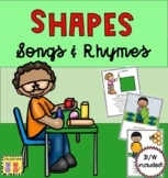 2D and 3D Shapes: Songs & Rhymes