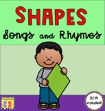 Shapes Songs and Rhymes
