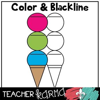 Graphic Organizers Clipart * 142 Piece BUNDLE * Thinking