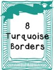 Native American Borders Clipart ~ Commercial Use OK