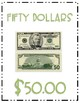 $1, 5, 10, 20, 50, 100 Bills