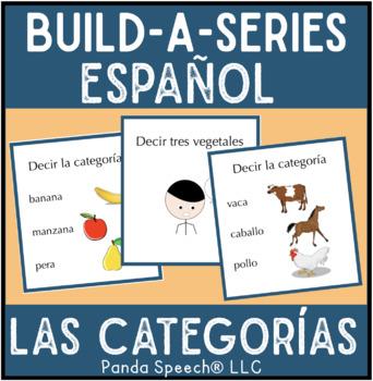 $1 Build-A-Series Categories Companion Deck in Spanish (Las Categorías)