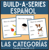 $1 Build-A-Series Categories Companion Deck in Spanish (La