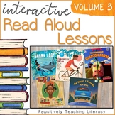 Interactive Read Aloud Lessons VOLUME 3