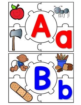 $2 DEAL!! Letter Puzzles!