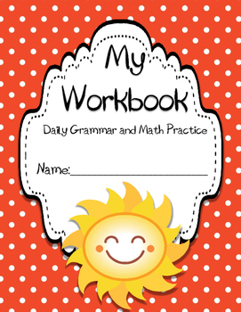 #1 Daily Math and Grammar Practice - 6 Week Packet