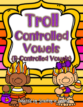 {$1 Deal} R-Controlled Vowels  with Quick Check