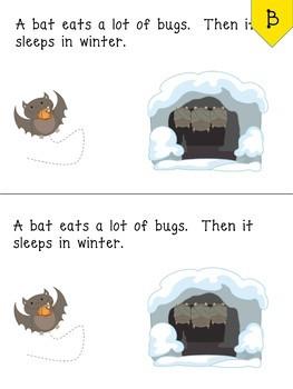 Multilevel Emergent Readers: Hibernation