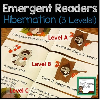 Multilevel Emergent Readers: Hibernation
