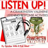 Listening Center: Listen UP!  A Crankenstein Valentine