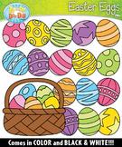 Easter Eggs Clipart Set {Zip-A-Dee-Doo-Dah Designs}