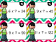 Multiplication & Missing Factors Task Cards