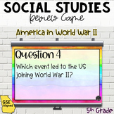 America in World War 2 Review Game (SS5H4)