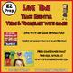 $1 Flash Sale!  Spanish Writing for Spanish Go Verbs. Spanish Irregular Yo Form