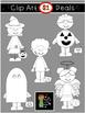 $1 Halloween Costume Kids Clip Art Dollar Deal 6