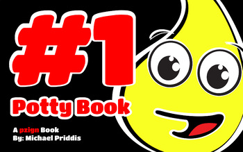 #1 Potty Book - Potty Training - EPub Format