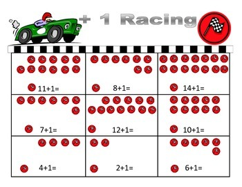 + 1 Racing Game