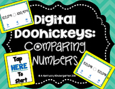 Distance Learning:  4th Grade Comparing Numbers SUMMER