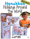 Hanukkah Activities Holidays Around The World Israel