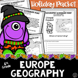 Halloween Scavenger Hunt | Europe's Geography