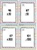 +10, -10, +100, -100 Task Cards & Game (Easter) 2.NBT.8