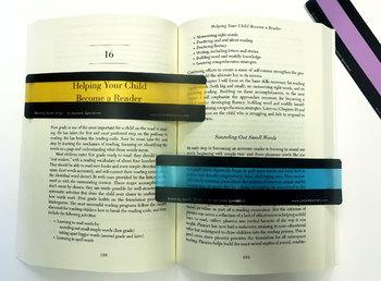 (10 PACK) Reading Strips for Teachers, Students & Kids