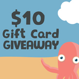 $10 TPT Gift Card Giveaway! – Feb 2017
