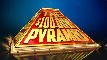 $100,000 PYRAMID GAME FOR POWERPOINT (30 second version)