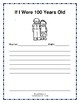 """100 Days of School"" Class Activities Kit"